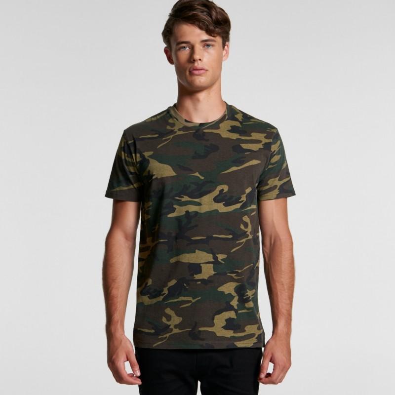 ascolour camo tees sydney tshirt printing fast camo clothing