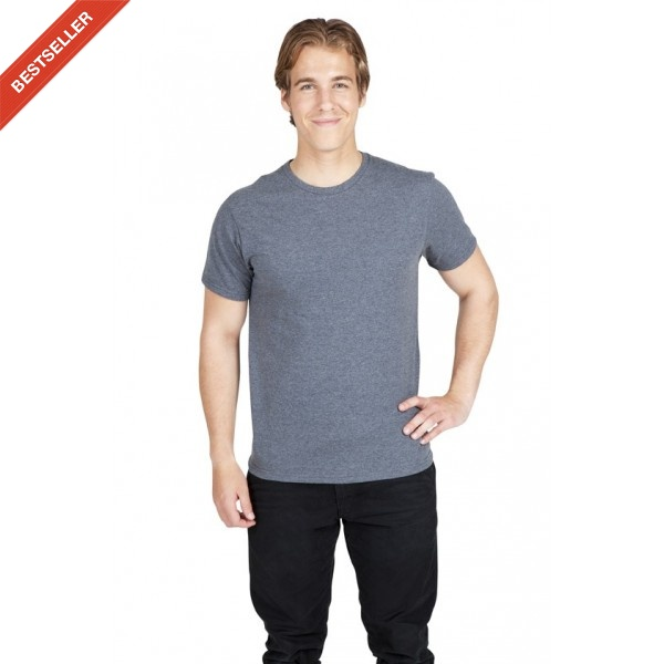 Mens Modern Fit Marl Tee