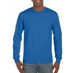 Gildan Mens Adult Long Sleeve T-Shirt