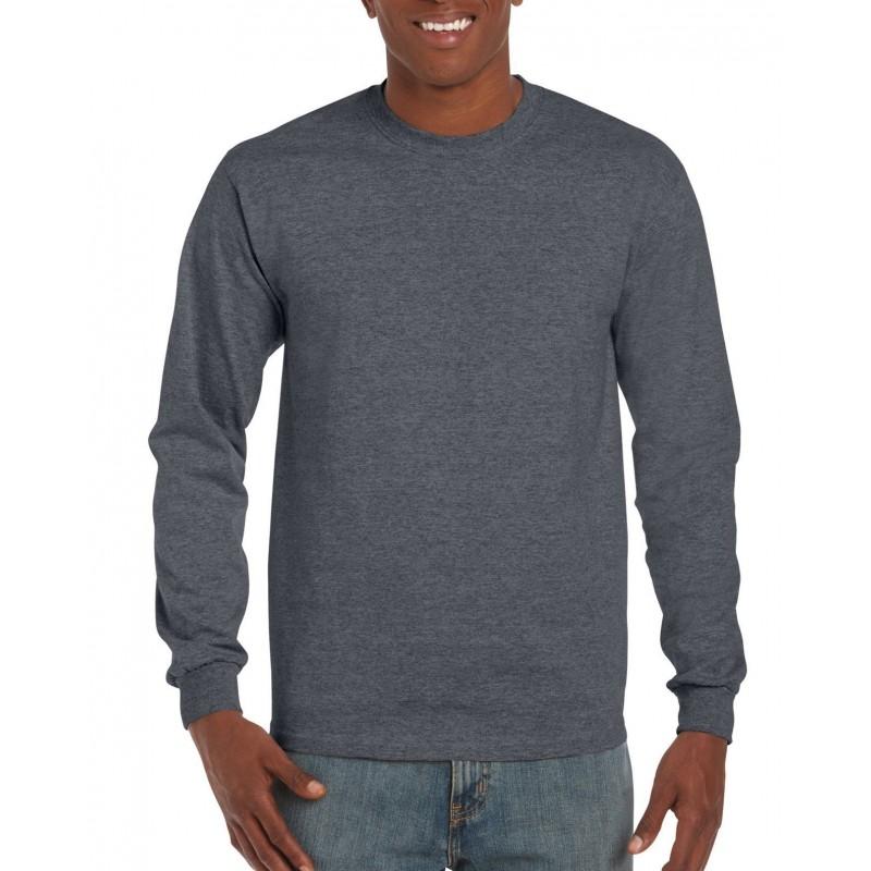 16b9524e Custom T-Shirts - Gildan Ultra Cotton Adult Long Sleeve T-Shirt