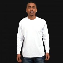 Hawkins Mens Long Sleeve Tee