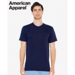 American Apparel Mens Unisex Short Sleeve T-Shirt