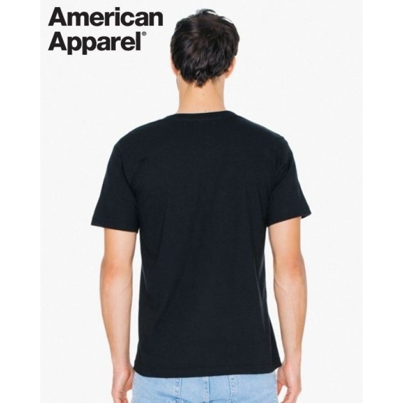 7bfb34ad Custom T-Shirts | American Apparel Unisex Short Sleeve T-Shirt